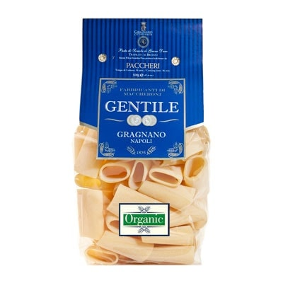 Paccheri by Gentile: Organic