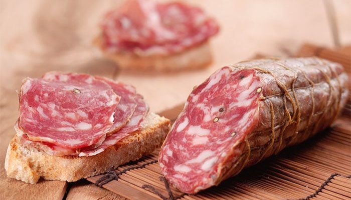 The Unexpected Truth About What Is Salami Made Of